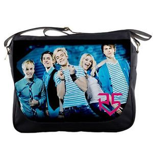 Ross Riker Lynch R5 Messenger Sling Shoulder School Bag Laptop Notebook Purse