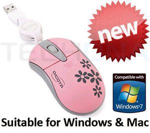 Microsoft 3 Button White USB Optical Mouse X802382