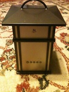 AR Acoustic Research Wireless Indoor Outdoor Portable Speaker AW825 Used