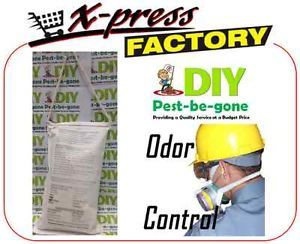 1x Earthcare Odor Bag Dead Rat Mouse Urine Pet Smell Remover Absorber These Work