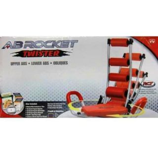 AB Rocket Twister Abdominal Exercise Machine
