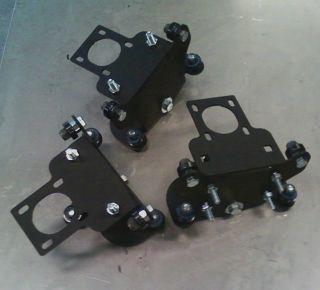 CNC Plasma Carriages