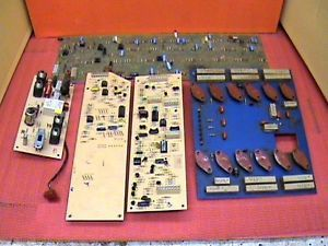 Peavey Tube Guitar Amp Power Amplifier Circuit Boards for Parts Repair