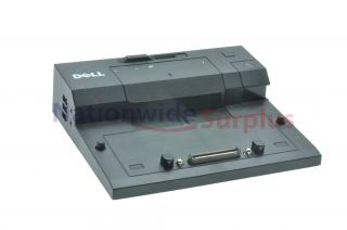 Dell Latitude Laptop Docking Station PRO3X PR03X PW380 T308D E6500 E6400 E5500