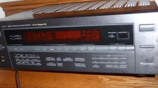 JVC Stereo Receivers RX 807V Digital Surround System Receiver