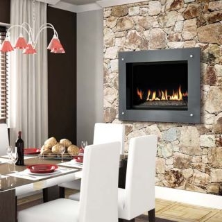 Vent Free Gas Fireplaces Ventless Propane Natural Gas w