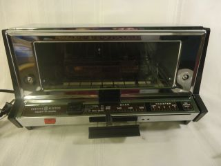 Vintage GE Toaster Oven Pop Open Toast R Oven General Electric Model 473A