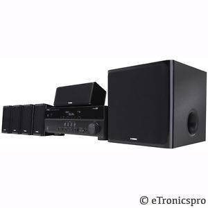 Yamaha 500W 5 1CH Home Theater Digital Surround Sound System Receiver Amplifier