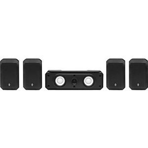 New Yamaha 5 0 Home Theater Surround Sound Multi Speaker Acoustic System