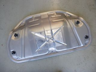 Porsche Boxster 987 2006 Engine Cover Heat Shield 987 513 211 02 J045