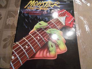 Monster Scales and Modes Exotic Scales and Theory Great Training Book