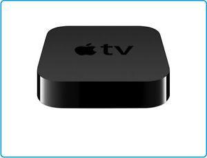 New Apple TV 3rd Generation Latest 3 Gen Model 1080p Wireless Box Media Player