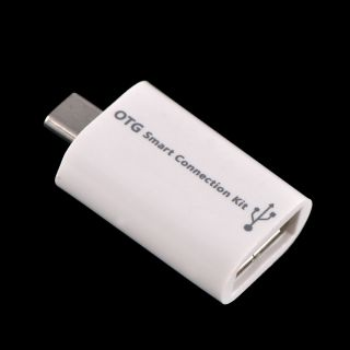 OTG USB Host Adapter Reader Mouse for Samsung Galaxy Note II S3 S4 i9300 I9500
