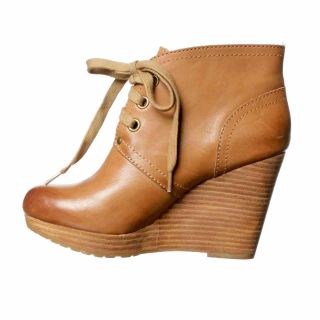 Lucky Brand Norice Wedge Ankle Boot Tuscany 6