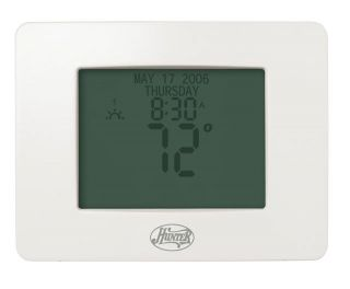 Hunter Energy Star Touch Screen Thermostat HR 44860