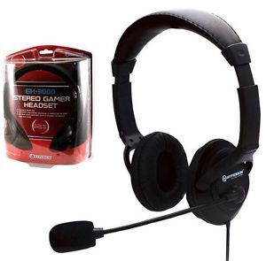 PlayStation3 PS3 EK 3000 Stereo Gamer Headset New for Sony PlayStation 3 Wired