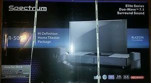 Philips Virtual Surround Sound Speaker System HDMI HTS3544 HTS3 iPod ...