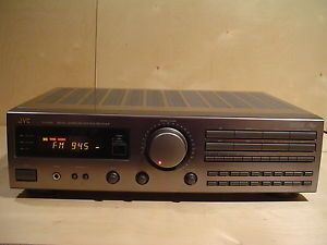 JVC RX 509V Digital Surround System Receiver with Phono Section for Turntable