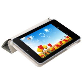 Ultra Slim Smart Leather Case Cover for Asus Google Nexus 7 Tablet Stylus Pen