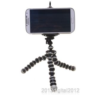 Universal Bracket Holder Octopus Flexible Tripod Stands for Cell Mobile Phone