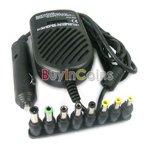 Universal Car Charger Power Supply Adapter for Laptop