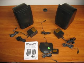 Advent AW870 Wireless Stereo Speakers Transmitter