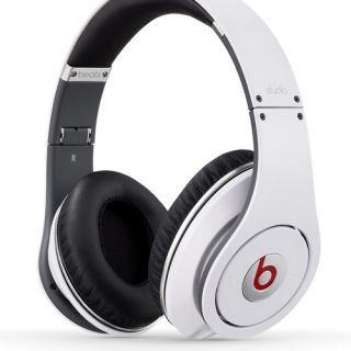 Beats Studio by Dr Dre White Original Headphones Cuffie Originali Garanzia ITA