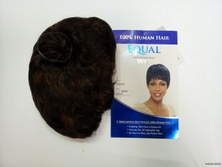 100 Human Hair Wig HH Tippy Milky Way Wigs