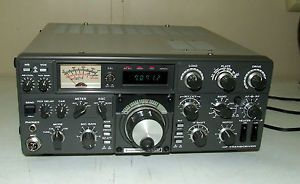 Nice Kenwood TS 530SP Ham Radio Transceiver Hybrid Tube Solid State