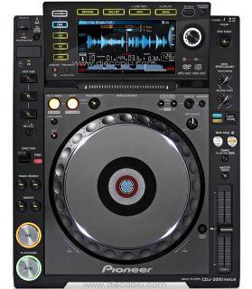 Pioneer CDJ 2000 Nexus CD Player Controller Professionale Nuovo DJ Garanzia ITA