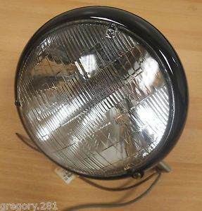 General Electric Arrow 775H Round Headlamp Headlight 775 00 132 Vintage Hot Rods