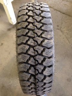 New Goodyear Workhorse Extra Grip Radial Lt 265 75R16 Truck Tire Load Range E