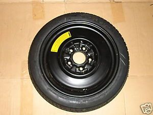 1998 2003 Mazda 626 Spare Tire and Wheel Donut