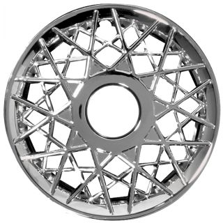 """4 PC Set 16"""" Ford Crown Victoria Car Wheel Covers Hubcaps Skin Covers Hub Cap"""