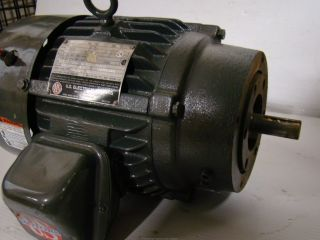 US Motors 1 5HP Electric Motor 460V 184C A32S2CCR