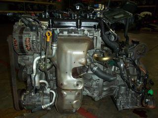 Nissan Sentra Ser Altima JDM QR20DE 2 0 Liter Engine Motor QR20 de 2 0L Used