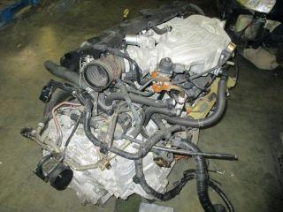 Mazda MPV JDM AJ 3 0 Liter Duratec 30 Engine Motor Long Block Auto Trans 2002