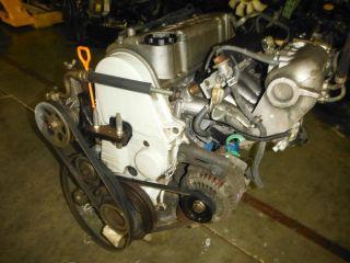 Honda Civic JDM ZC SOHC Non vtec OBD2 Engine OBD1 Motor Long Block 1 6L D16A