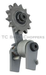 Weld on Chain Tensioner 530 Sprocket Chopper Bobber XS650 Triumph Sportster BSA