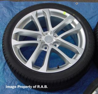 "Nissan 18"" Factory Wheels Tires Altima Maxima Q45 I35"