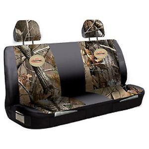 New Chevy Silverado Full Size Standard Truck Real Tree Camo Bench Seat Cover