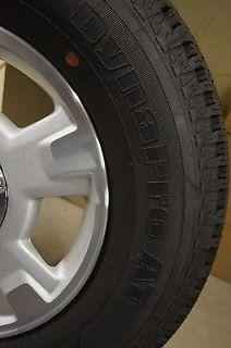 "New Ford F150 F 150 17"" Factory Aluminum Wheels Rims Tires 2004 14 Free SHIP"