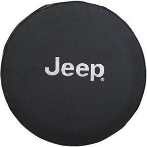 2012 Jeep Wrangler Spare Tire Cover