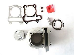 GY6 150cc Bore Kit Cylinder Head Piston Ring Baotian Benzhou Jonway Scooter