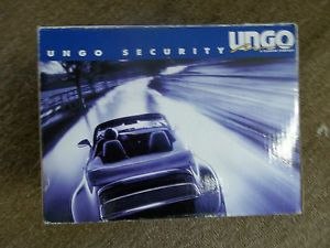 Ungo Security Clarion Company Car Security Alarm System Universal D 151