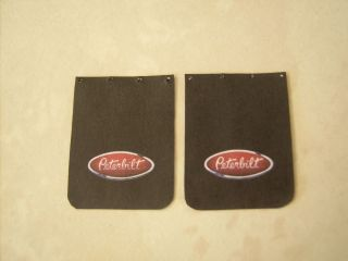 1 25 Scale Tractor Trailer Peterbilt Mud Flaps