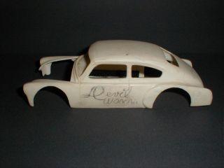 Model Car Vintage 49 Chevy Stock Car Body 1 25