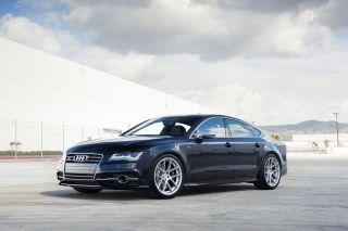 "20"" Audi B8 A4 Quattro Avant Garde M510 Silver Concave Wheels Rims"