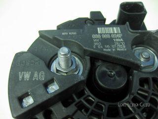 VW MK4 Jetta Golf Beetle TDI ALH bew 1 9L New Bosch Alternator 028903028E
