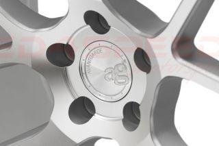 """21"""" Avant Garde M510 Concave Silver Wheels Rims Fits Porsche Cayenne Turbo s GTS"""